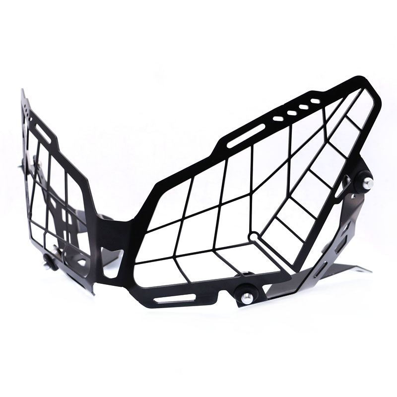 nuoxintr motorcycle grille headlight protector guard lense cover for Honda EG nuoxintr motorcycle grille headlight protector guard lense cover for yamaha tracer 900 mt 09 tracer