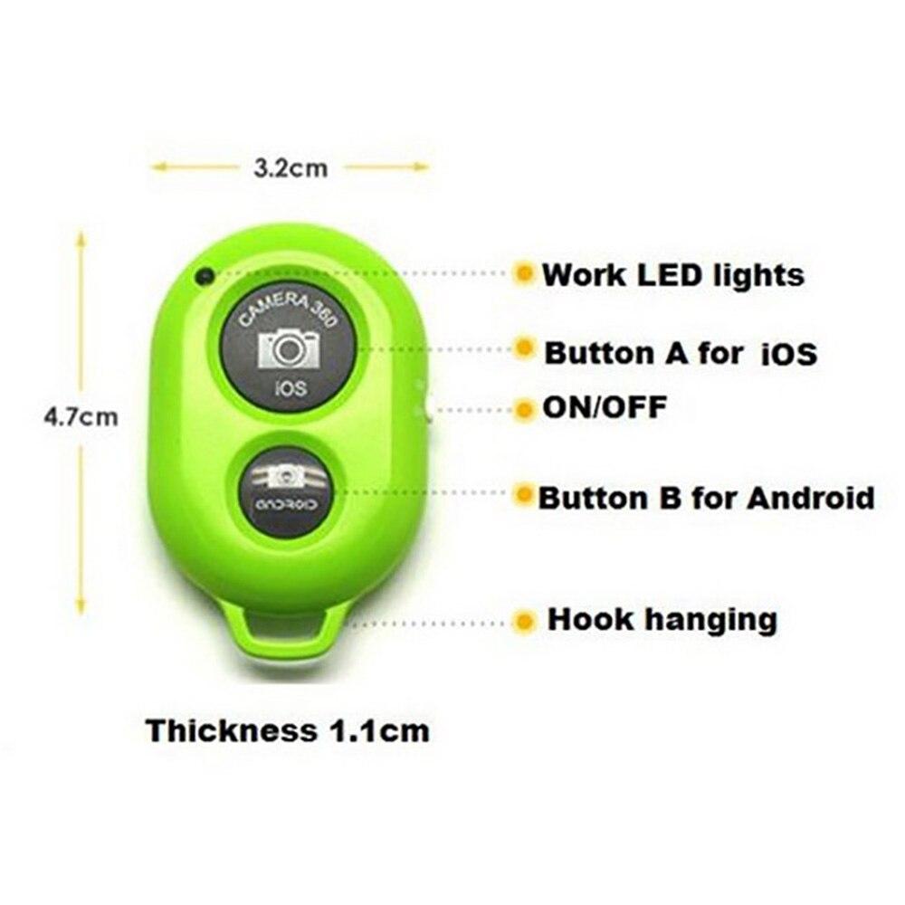 Smart Bluetooth Självutlösare Utlösare för fjärrkontroll för - Kamera och foto - Foto 2