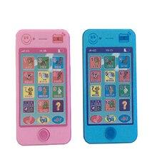 g telfono beb de juguete nios ltima versin abc alphabet matemticas sonido animal juguete de aprendizaje