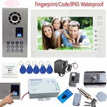 IP65 Waterproof Video font b Door b font Phone Doorbell font b Bell b font Intercom