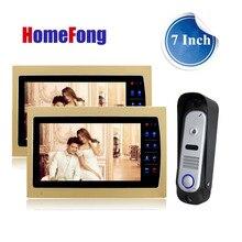 Homefong 7 Inch Video Intercom Syst