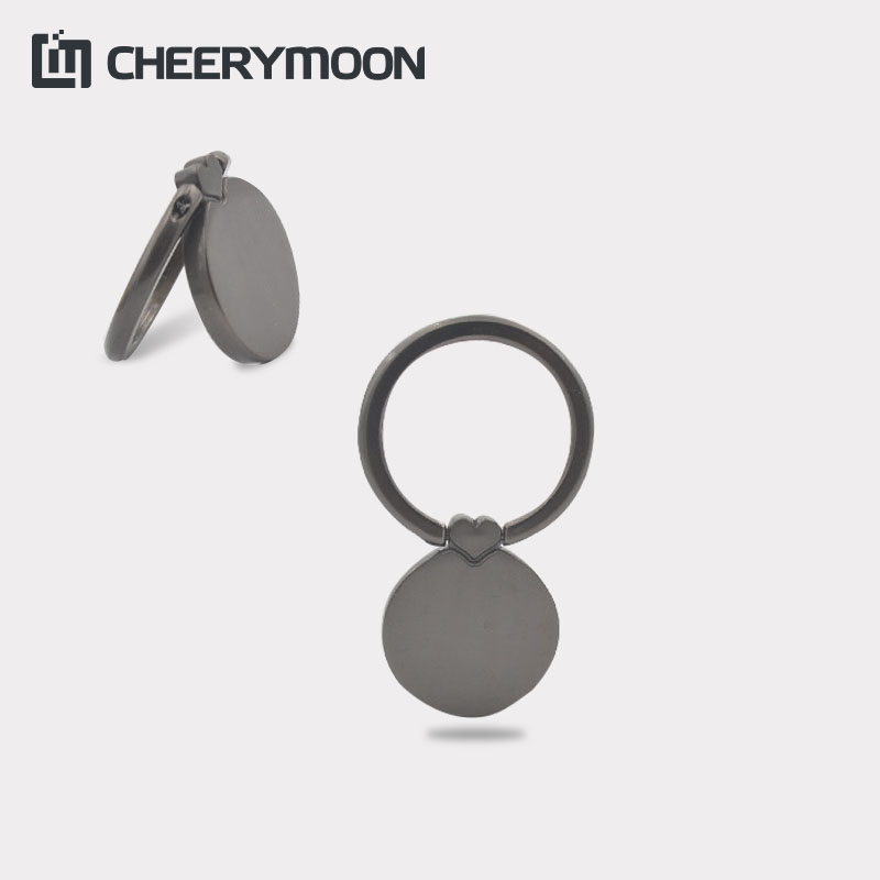 CHEERYMOON Concentric Finger Ring Holder 360 Degree Mobile Phone Smartphone Stand For iPhone 8 Samsung Fit Magnetic Car Holder