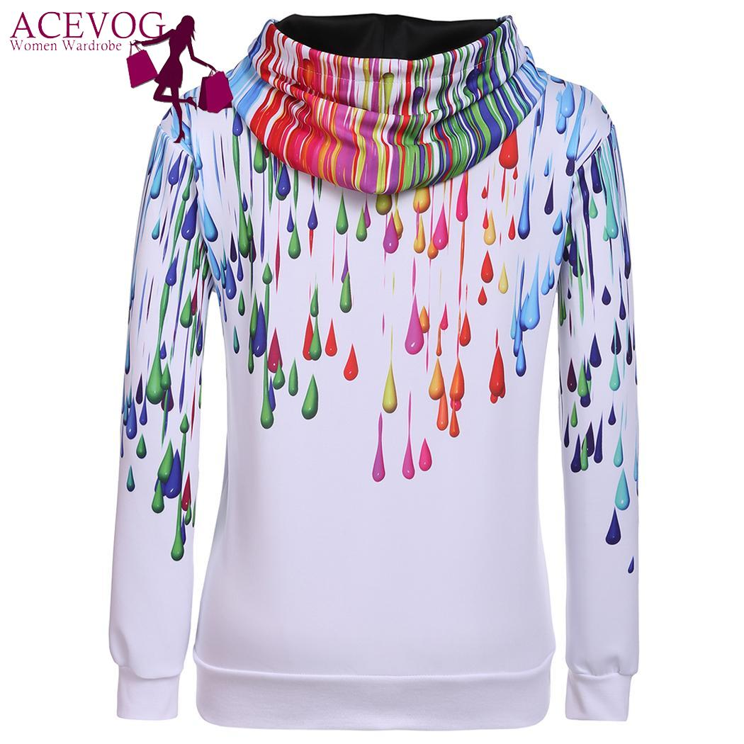 Men Women Unisex Casual Long Sleeve Print Hooded Sweatshirts Pullover Hoodie