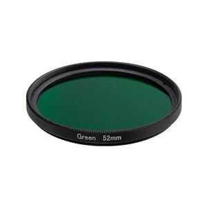 Image 3 - 40.5mm 43mm 46mm 52mm 55mm 58mm 62mm 67mm 72mm 77mm 82mm Canon Sony nikon kamera Lens Için Tam Renk Filtreler Set Aksesuarları