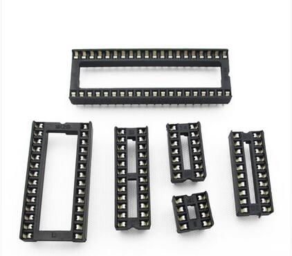 45pcs Assorted <font><b>DIP</b></font> IC <font><b>Sockets</b></font> 8,14,16,18,20,24,<font><b>28</b></font>,32,40 image