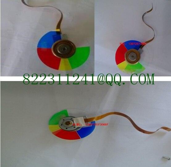 NEW Original Projector Color Wheel for Vivitek D7180HD Projector Color Wheel new original projector color wheel for vivitek d929tx projector color wheel