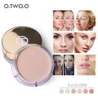 O.TWO.O Full Cover Concealer cream Makeup Primer Cover Pore Wrinkle Foundation Base Lasting Oil Control Cream Concealer
