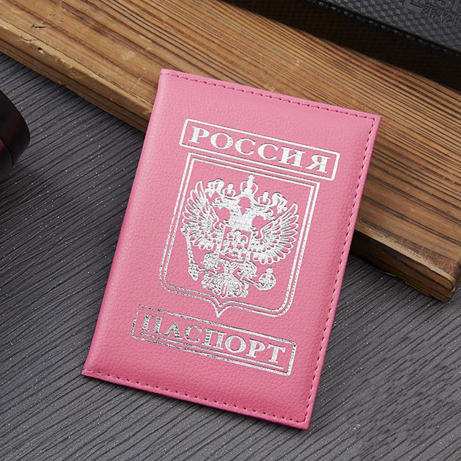 Gepäck & Taschen Reisepass Frauen Mode Pu Id Karte Halter Gewidmet Reisepass Fall Id Karte Abdeckung Halter Protector Organizer