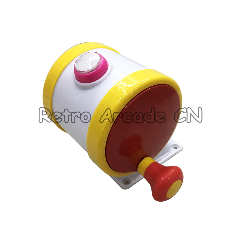 Free shipping 1pcs Arcade Fishing Joystick, fishing game rocker, parts for Arcade Cabinet machinesFree shipping 1pcs Arcade Fishing Joystick, fishing game rocker, parts for Arcade Cabinet machines