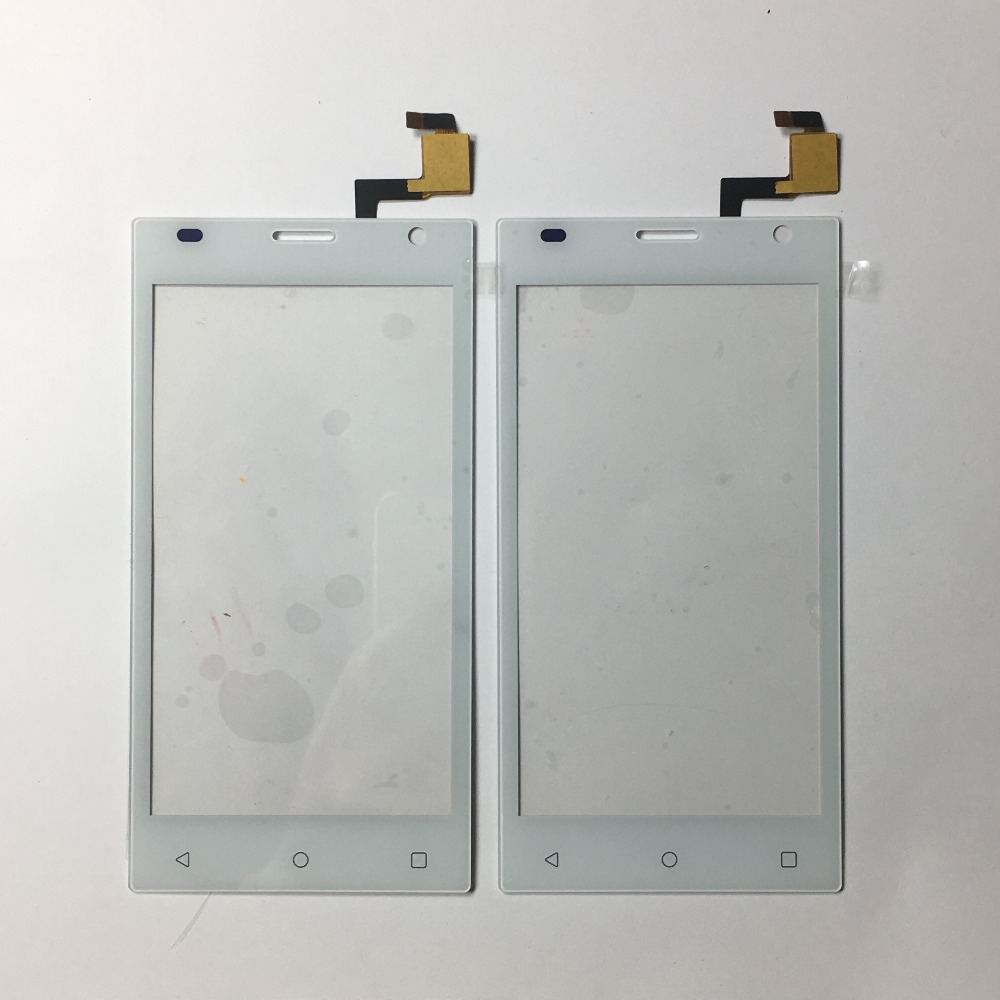 3M tape Touch Screen Digitizer Panel For <font><b>Prestigio</b></font> Wize O3 PSP3458 PSP <font><b>3458</b></font> DUO Touchscreen Sensor Front Glass image