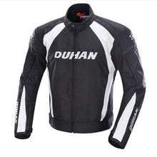Duhan Mens Liner JACKET motorcycle 5 Protective Gear jackets motocross full body armor protection waterproof jackets D089