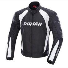 Duhan erkek Liner ceket motosiklet 5 koruyucu donanım ceketler motocross tüm vücut zırhı koruma su geçirmez ceketler D089