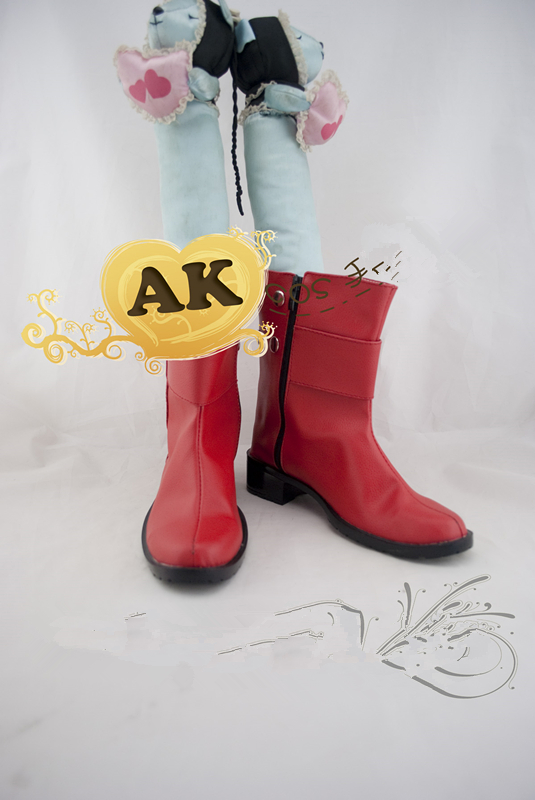Anime DMMD Dramatical murder mizuki Cosplay Shoes Boots Custom Made