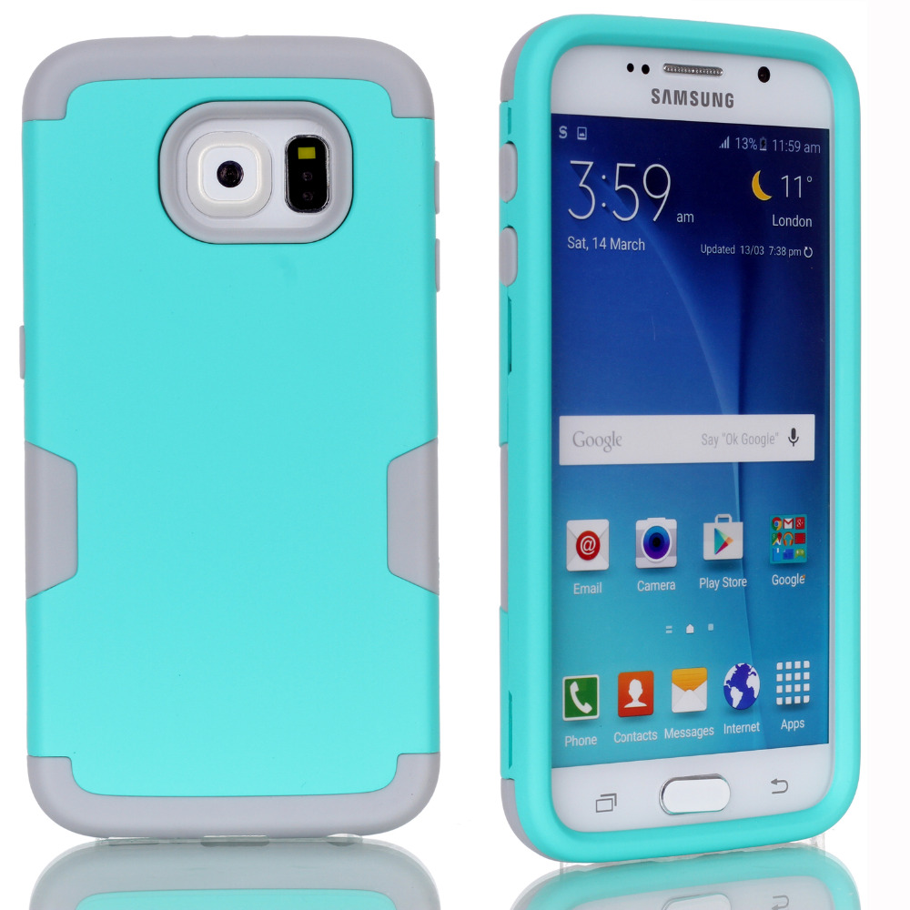 Phone Cases Cover For Samsung Galaxy S4/S5/S6/S6 Edge Plus/Note 5 Nice Multi Colors Impact Armor