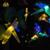 12 m 100l novelty decoração. Multicolor Solar LED Luzes Da Corda Do Jardim Ao Ar Livre Cereja Rosa Lotus Animal Decoração Do Casamento Iluminação