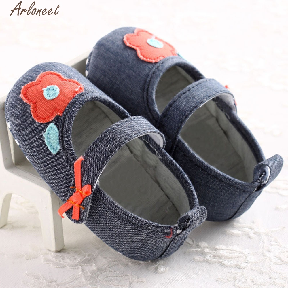 ARLONEET Baby Infant Kids Girl Soft Sole Crib Toddler Newborn Shoes Boys Meisje Cute Dropship Jan12