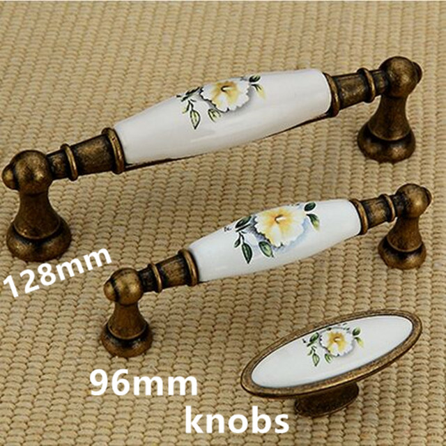 furniture in handles fashion porcelain cabinet collection basic knobs from pulls white silver p modern home drawer pull cupboard dresser ceramic kitchen door