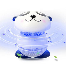 Mosquito killing lamp Lovely Panda Mosquito Killer Lamps Kids Bedroom LED Socket Electric Mosquito Fly Bug Insect Trap Killer