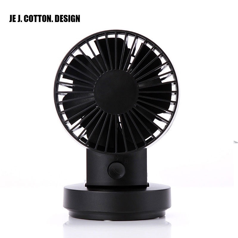Handheld Portable Mini Table Fan Air Cooler Air Conditioner for Home USB Ventilator Cooling Support Left & Right Rotation portable 8 pin air fan