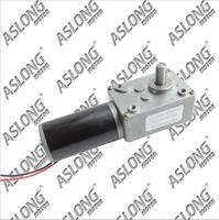 ASLONG A58SW31ZY worm gear motor torque robots with self locking