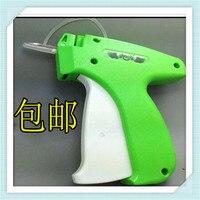 Tagging Gun + Сталь иглы + 5000 Кимбл тег Label Системы колкостями для одежды носок (Пластик тег Шпильки) JS-23