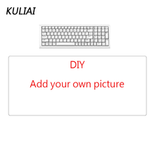 XGZ DIY Large Size Rubber Mouse Pad Non-slip Bottom Smooth Surface Keyboard Laptop Player MousePad for Custom Made Gifts Mats