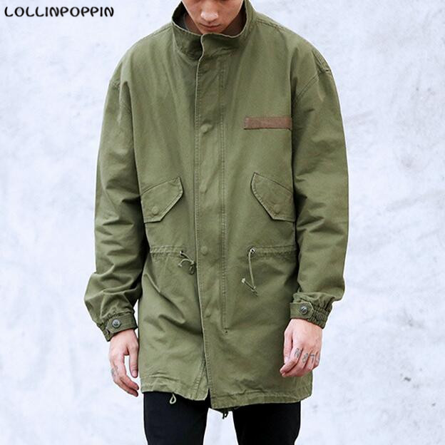 Popular Mens Military Style Coats-Buy Cheap Mens Military Style ...