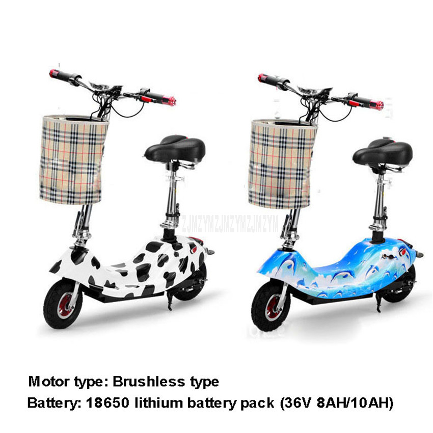 350W Brushless Motor Mini Bike Foldable Ebike Adult Electric Bicycle Women Lady Electric Scooter With Seat 36V Lithium Battery350W Brushless Motor Mini Bike Foldable Ebike Adult Electric Bicycle Women Lady Electric Scooter With Seat 36V Lithium Battery