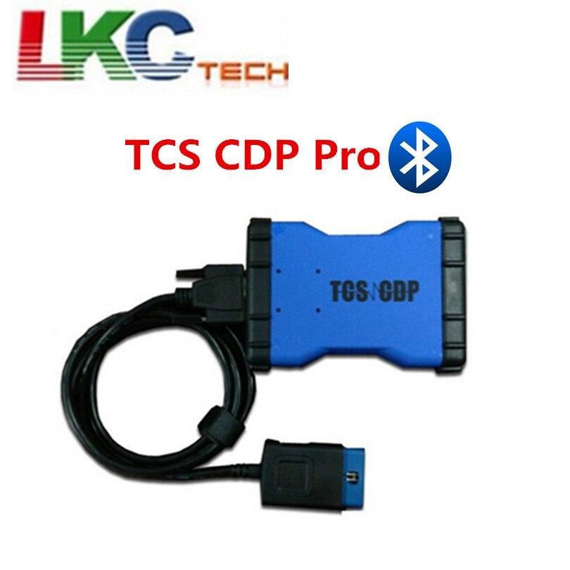 2019 TCS CDP Pro с Bluetooth 2014 R2 или 2015 R3 с Keygen новый VCI Поддержка мультибрендовый Автомобили/Грузовики Авто диагностический сканер