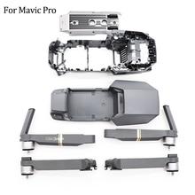 Original Body Shell for DJI Mavic Pro Top/Middle/Bottom Shell Motor Arm Motor Leg Replacement Part for Mavic Pro