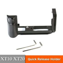 XT10 Quick Release L Plate Bracket Holder support For  XT20 цены