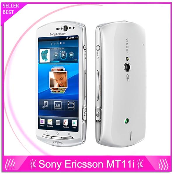 MT11i Original Unlocked Sony Ericsson Xperia Neo V MT11 3G WIFI GPS 5MP Camera Cell Phone