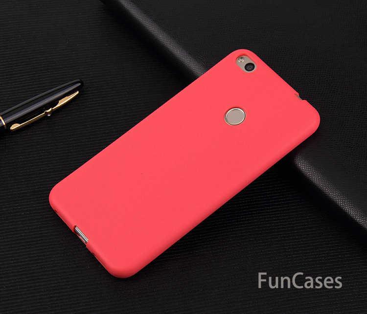 Dla Xiao mi czerwony mi 4X 4A 5A czerwony mi 5 Plus mi A1 5X uwaga 5 5A Pro S2 dla czerwonego mi 6 6A PRO jasne TPU i solidne oparcie silikonowe etui