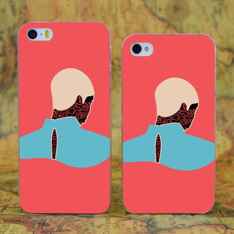 E1823 Vivienne Westwood Transparent Hard Thin Case Cover For Apple iPhone 4 4S 5 5S SE 5C 6 6S 7 Plus