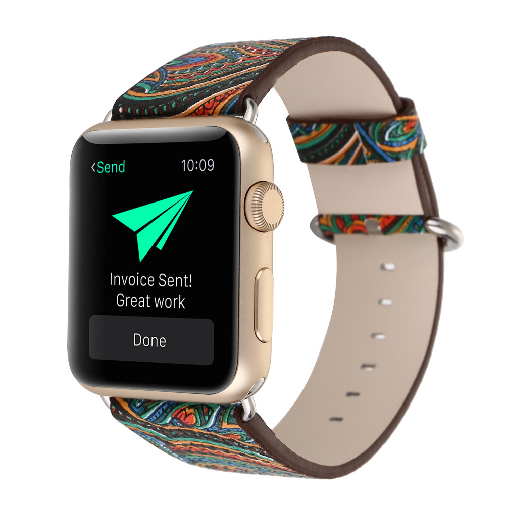 Bracelet belt Band for Apple Watch Leather New style 1:1 For iWatch Band for Apple iWatch Series 2 3 4 Strap 38mm 40mm 42mm 44mmBracelet belt Band for Apple Watch Leather New style 1:1 For iWatch Band for Apple iWatch Series 2 3 4 Strap 38mm 40mm 42mm 44mm