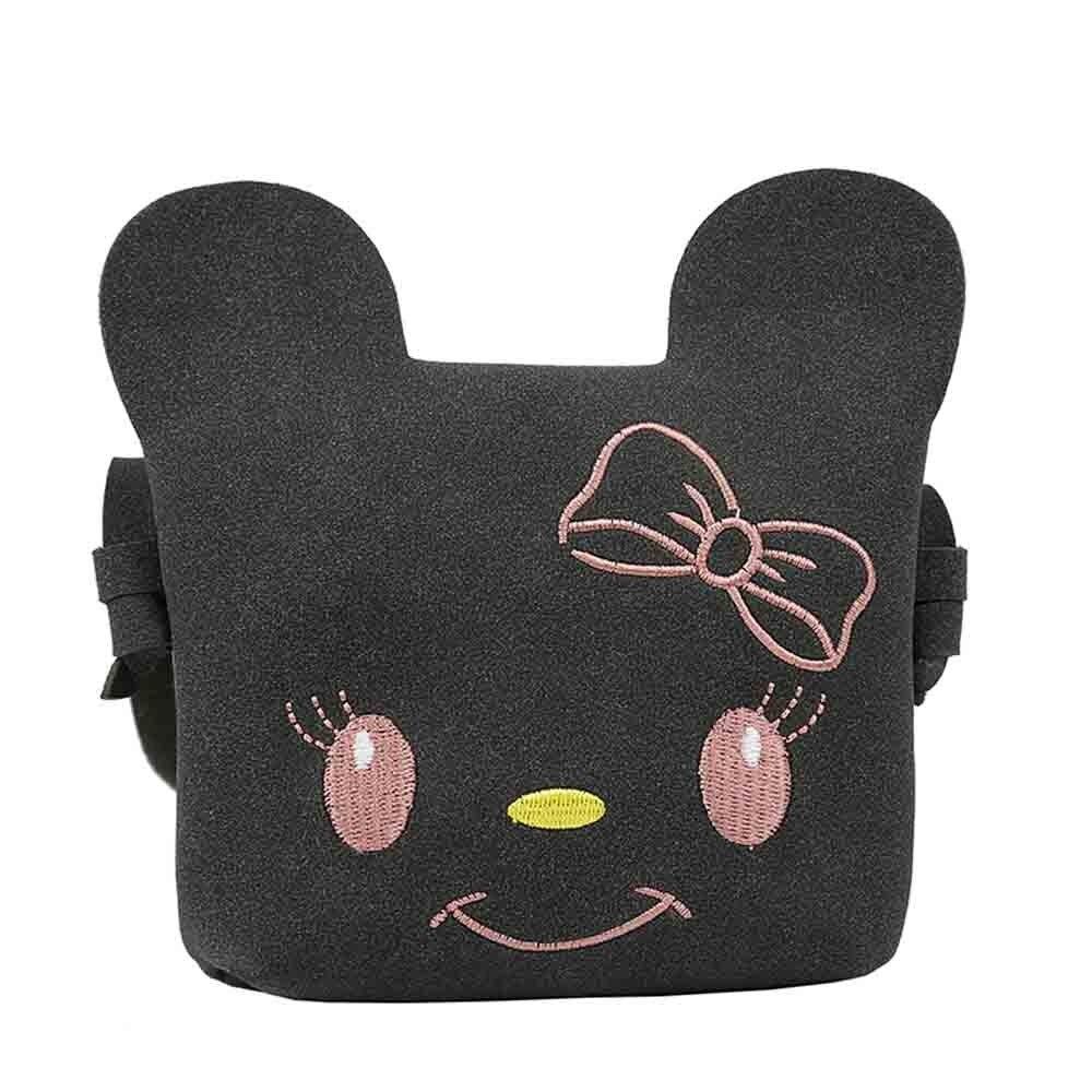 Gewissenhaft Kinder Mode Cartoon Tasche Einfarbig Katze Leder Klett Schulter Umhängetasche Bolsa Feminina Bolsos Mujer Handtasche @ P2 Kinder- & Babytaschen