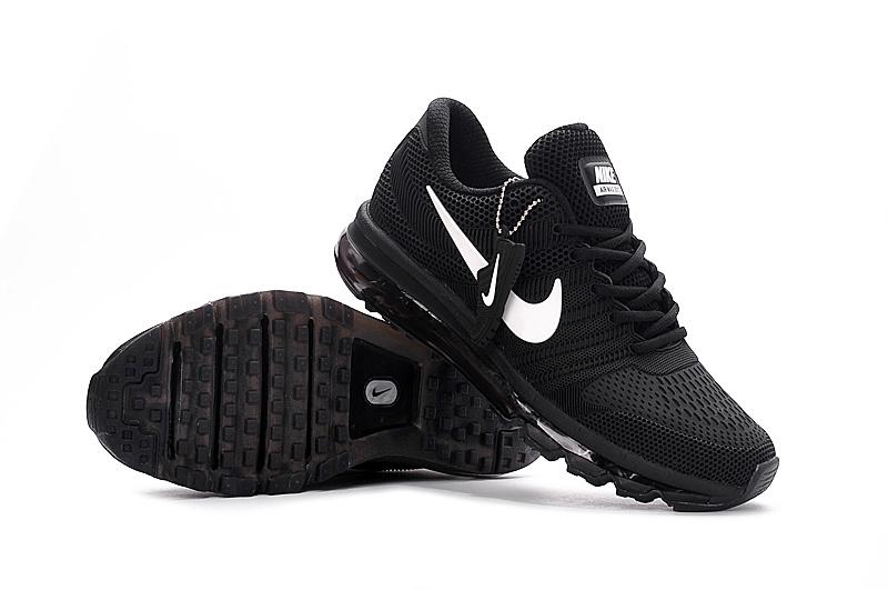 af55a8c03f7 Hot Sale NIKE Air MAX 2017 Nike Running shoes full palm nano Disu ...