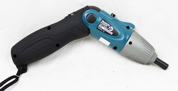 Japan Makita 6723DW Rechargeable Screwdriver Household electric screwdriver Foldable Screwdriver Screw driver 4.5N.m
