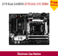 Original Desktop Motherboard MSI Krait Z170 GAMING Intel LGA Z170 1151 PCI-E DDR4 3.0 M.2 SATA III USB3.0 ATX HDMI DVI