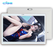 Tablet pc 10.1 Pulgadas MT6592 Android 5.1 3G 4G LTE dual SIM Llamada de teléfono 1280×800 IPS 4G 64G Tablet PC GPS Del Teléfono Bluetooth, A5510