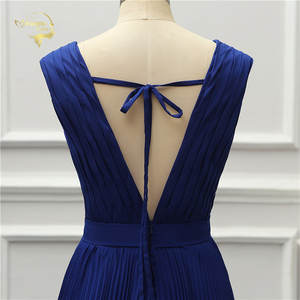 Image 5 - Jeanne Love Vestido De noche Formal sencillo, nuevo, corte bajo, Sexy, sin espalda, elegante, para fiesta, OL5222