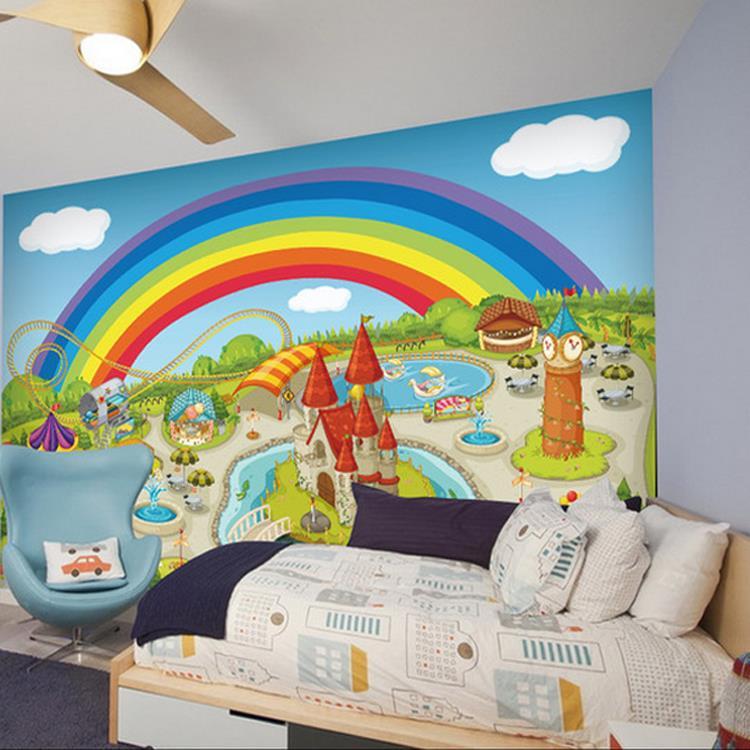 online get cheap regenboog wallpapers aliexpress  alibaba group, Meubels Ideeën
