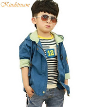 2016 New Brand Boys Outwear Coats Kids Spring Autumn Hooded Jacket Boys Hoodies Trench Coats Outerwear Wind Coats 95-145cm,YC101