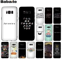 huge discount f0d4e 8cfad Buy friends tv show phone case samsung s7 and get free shipping on ...
