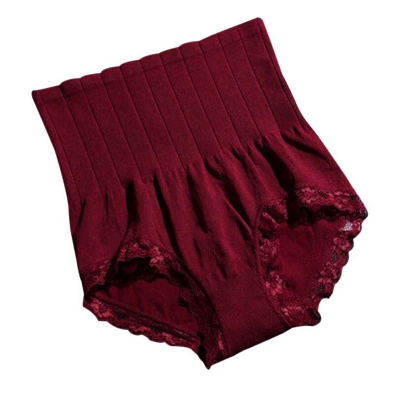 Dámské Tummy Control High Shape Body Shapeing Shapewear Dámské spodní prádlo Kalhotky Briefs S4