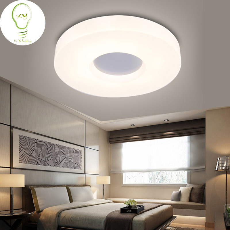 contemporary indoor lighting. led ceiling light 24w for foyer bed room dining kitchen bathroom 220v indoor lighting circular cool white lamp contemporary d