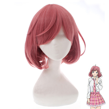 アニメnoragami恵比寿興福寺かつらコスプレ衣装女性ショート人工毛ハロウィンパーティのロールプレイかつら