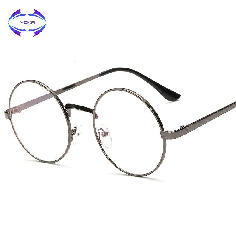 VCKA Vintage Round Harry Potter Glasses frame Women Men Brand ...