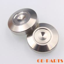 29mm 39mm 49mm 59mm 304 Stainless Steel Speaker Spike Pad Isolation Cone Floor Base FR Hifi Audio AMP Turntable Recorder Monitor