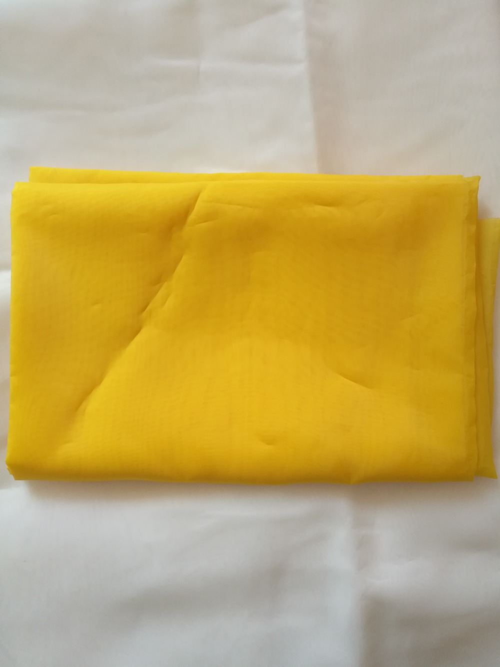 Free Shipping High Quality 1.27x3meters 100T 250M/120T 300M Yellow Polyester Silk Screen Printing Mesh